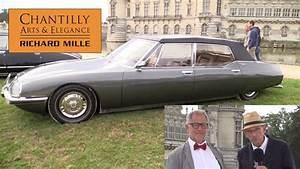 Citroen Sm Opera : chantilly arts elegance 2017 deel 2 citroen sm opera intermeccanica lorraine dietrich ~ Melissatoandfro.com Idées de Décoration