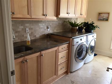 Luxury Countertops Blog  7 Laundry Rooms That Will Draw