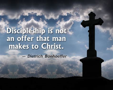 quotes  discipleship bonhoeffer quotesgram