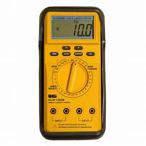 Uei Test And Measurement Instruments Clm100b Cable Length