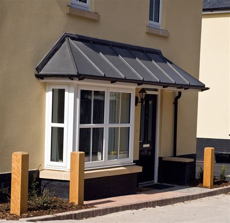 bay window roofs canopies wessex building products