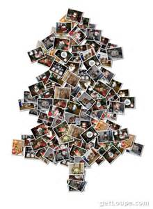 christmas tree collage loupe collage loupe