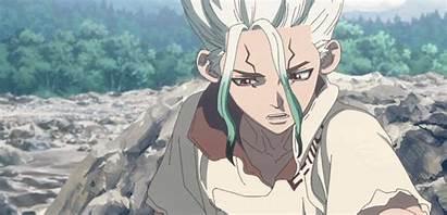 Stone Dr Senku Ishigami Senkuu Anime Zoro