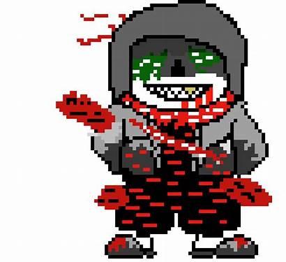 Sans Pixel Error Maker Fatal Fight Dust