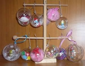 Boule Noel Transparente : boule plastique transparente noel channelmarineacademy ~ Melissatoandfro.com Idées de Décoration