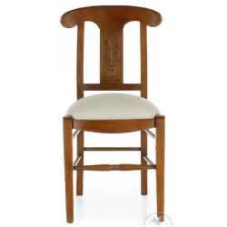 chaise ancienne cuir et bois chaise en bois ancienne mzaol com
