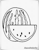 Buah Semangka Contoh Sketsa Kolase Pisang Jantan Cetak Gravy Kataucap Ahmedatheism Mewarnaigambar Koleksi Terupdate Putih sketch template