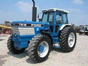 Top Ford Tw 35 Tractor Wallpapers
