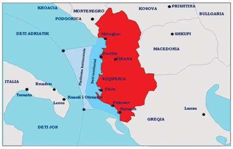 Greqia prezanton hartën e re të detit   Iliria News Agency