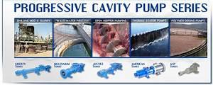 Progressive Cavity Pumps And Pump Parts