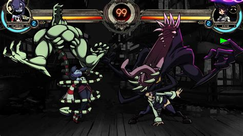 shonen otaku corner fighting game camps skullgirls