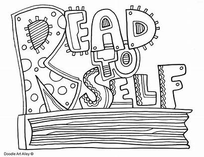 Coloring Pages Self Daily Five Christmas Reading
