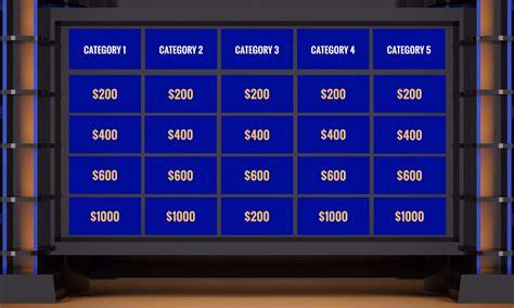jeopardy  prezi template prezibase