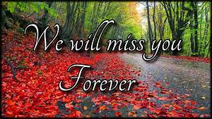 We Will Miss You : in loving memory of andrew merrell hinch gaming we will miss you youtube ~ Orissabook.com Haus und Dekorationen