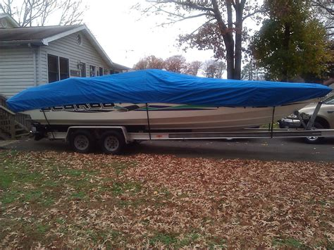 Direct Boats by Kenneth S Scarab Boat Cover Boat Direct