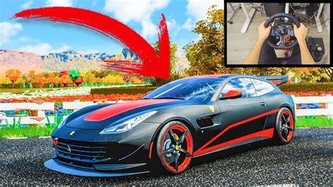 2018 morgan aero gt forza horizon 4: Ferrari GTC4 Lusso - Forza Horizon 4   Logitech g29 gameplay - YouTube
