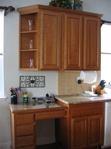 desk in kitchen design ideas kitchen desk design khabars
