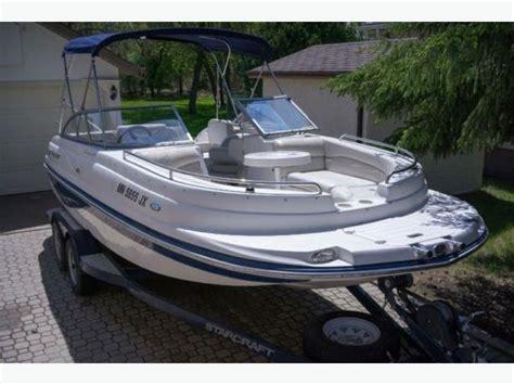 deck boat aurora starcraft deck boat