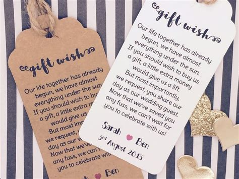 Details About Wedding Gift Wish Money Request Poem Card Favour Gift Tag, Personalised Personalised Nursing Gifts Bulk Baptism Gift Granddaughter Crochet And Mini Makeup Box Set Present Craft Country Formals & North Main Street Hillsville Va Monogrammed