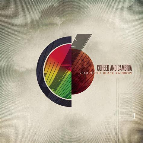 year   black rainbow album coheed  cambria