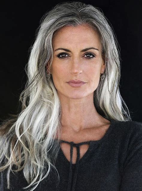 21 Impressive Gray Hairstyles For Women Feed Inspiration