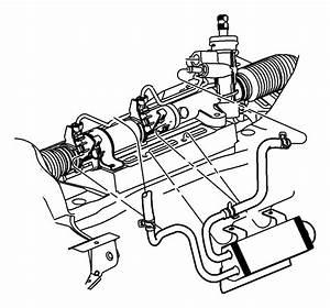 Chrysler Pt Cruiser Cooler  Power Steering  Note  For Cooler Hoses