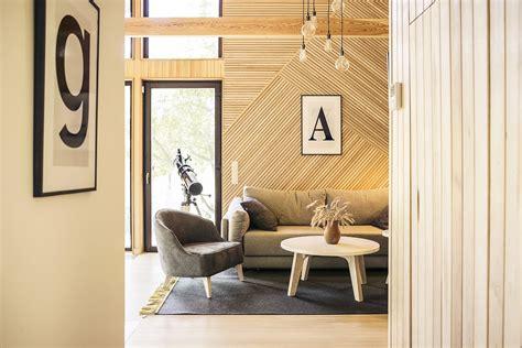 Scandinavian Home Style : Small Modular Scandinavian Style Home-decoholic