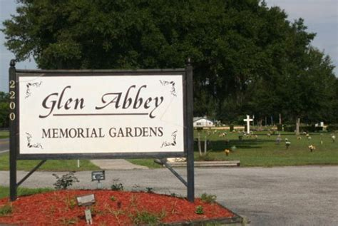 glen memorial gardens glen memorial gardens auburndale fl cemetery