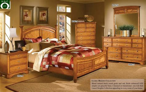 Bedroom Furniture Oak by Oak Bedroom Furniture At The Galleria