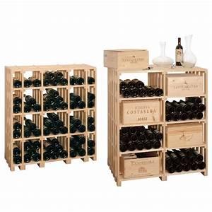 Weinregal Aus Weinkisten : 8 best weinregalsystem caveaustar aus holz images on pinterest wood wine bottles and wine cellars ~ Markanthonyermac.com Haus und Dekorationen