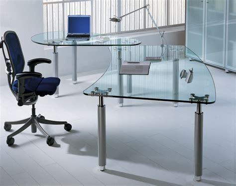 bureau en verre bureau direction en verre images