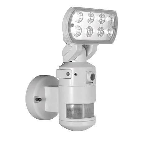 Nightwatcher Nw700wh Robotic Led Security Motion Tracking