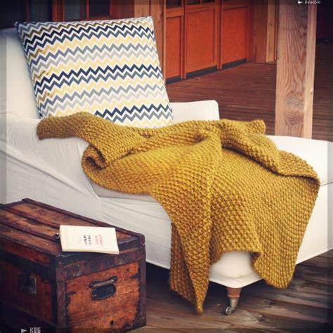tricoter un plaid en nos conseils