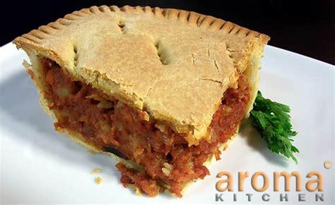 corned beef pie aceline entertainment