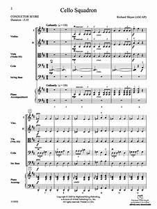 Cello Squadron by Richard Meyer| J.W. Pepper Sheet Music ...
