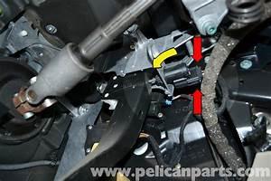 Audi A4 B6 Brake Light Switch Replacement  2002