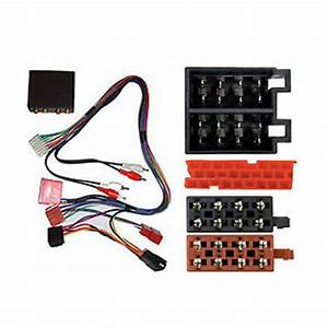 Autoleads Stereo Wiring Harness With Amp For Audi