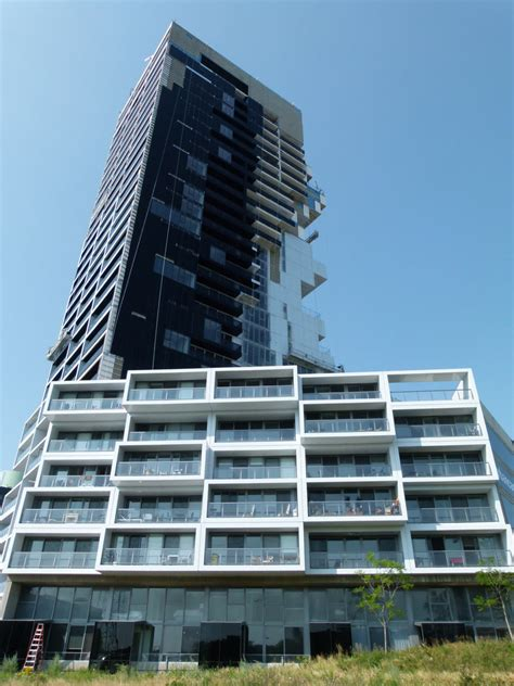 River City 3 Nearing Exterior Completion As Move Ins Begin