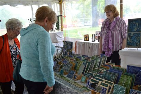 Moravian Tile Works Festival by My Paisley World Tile Festival At The Moravian Pottery