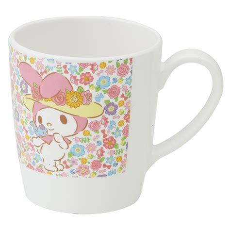 Cozy → cup / mug. livingut | Rakuten Global Market: Mug my melody melamine mug Cup (Cup children's Dinnerware ...