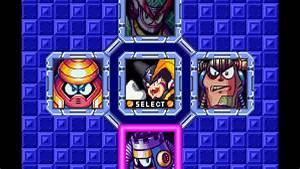 Mega Man Bass Snesrom Hack Game Clear W Cutscenes