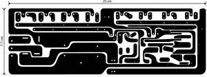 400 Watt 70 Volt Amplifier Pcb Layout Design