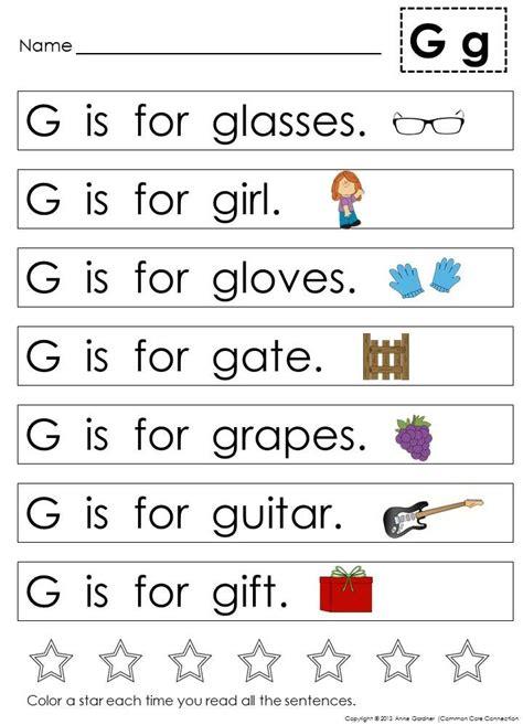 alphabet sentences to teach letter recognition amp reinforce 427 | bd3b8bea3a5f94a8572f593963f7ddaa preschool alphabet preschool literacy