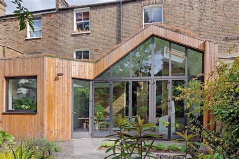 maison brique et bois agrandissement maison en bois 30 id 233 es pour adopter l extension maison