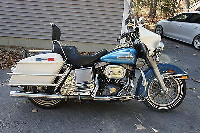 1976 Harley Davidson Flh by 1976 Flh Original Motorcycles For Sale