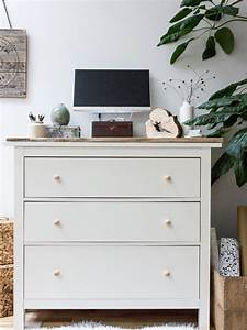 Ikea Hemnes Hack : diy standing desk with ikea hemnes dresser refreshed designs ~ Indierocktalk.com Haus und Dekorationen