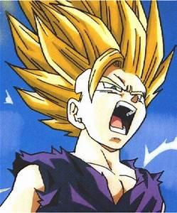 Super Saiyan Gohan   Dragon Ball Z