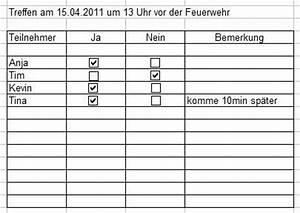 Excel Tabelle Berechnen Lassen : eine tabelle erstellen welche in ein forum stellen kann und use abhaken k nnen internet ~ Themetempest.com Abrechnung