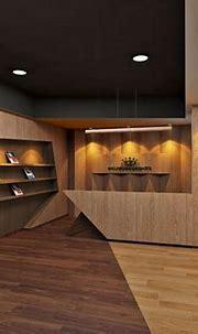 Modern Office Interior Design by Zero Inch Interiors Ltd.
