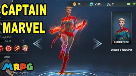 marvel super war scarlet witch android ios gameplay